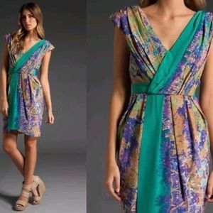 Tibi Silk Dress - Size 6
